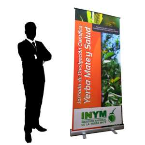 Porta Banner Roll Up 200x85